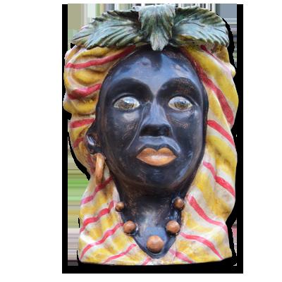 Testa di Moro Africana