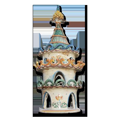 Minareto a rilievo