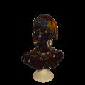 Busto Donna in ceramica