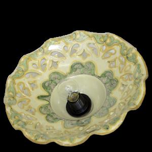 Lampadari In Ceramica Di Caltagirone.Lampadari In Ceramica Di Caltagirone Ceramiche Frazzetta