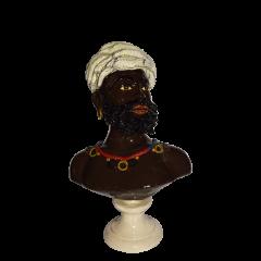 Busto Uomo in ceramica