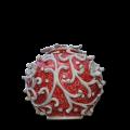 Vaso rilievo Rosso