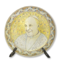 Piatto Papa Francesco